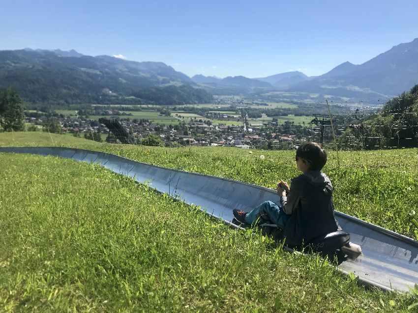 Hocheck Oberaudorf - gehört zu den Kufstein Sehenswürdigkeiten