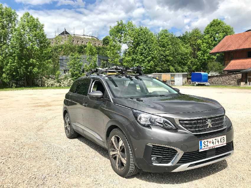 Die Anreise mit dem Auto nach Kufstein - und die besten Kufstein Parkplätze