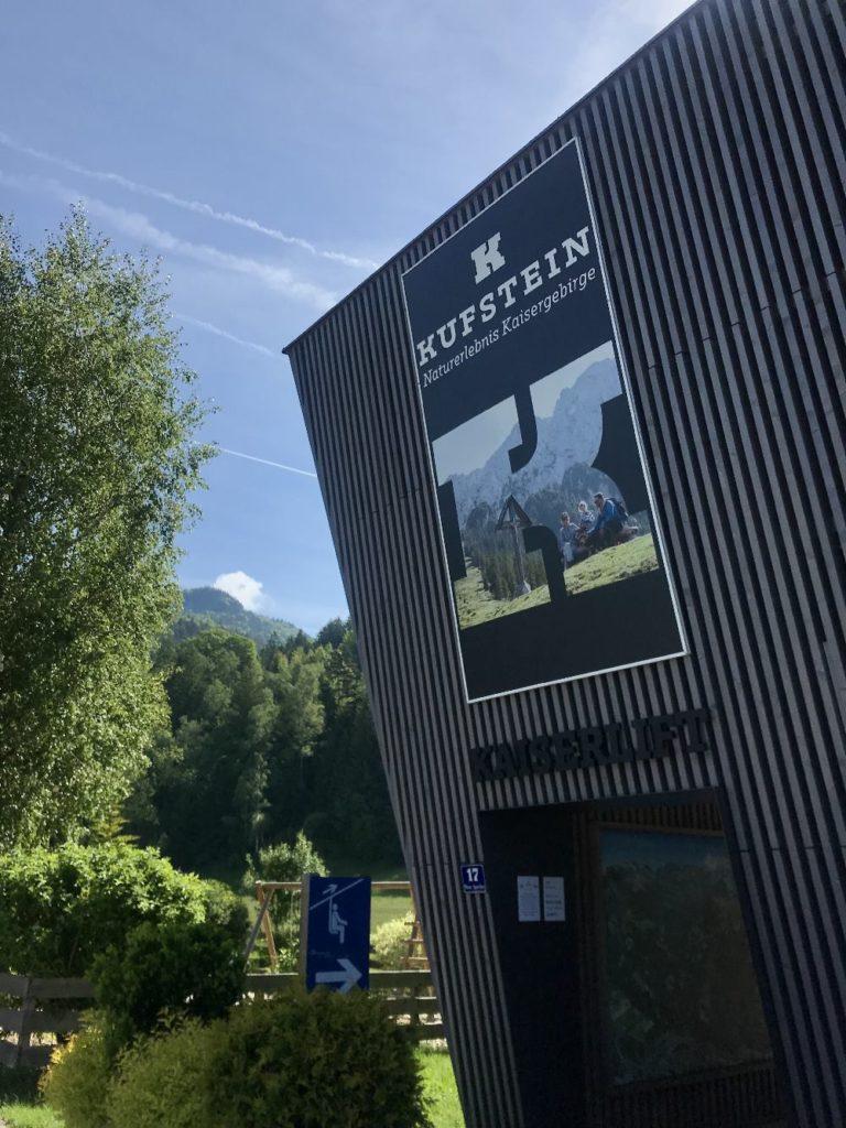 Die Kaiserlift Kufstein Talstation