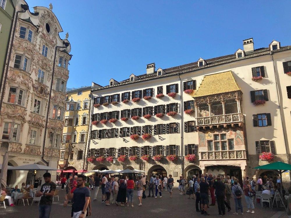 Innsbruck ist eines der beliebtesten Ausflugsziele in Tirol