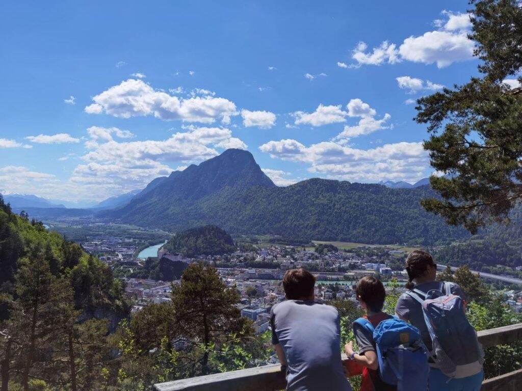 Aussichtspunkt Kufstein - bei der Marienkapelle