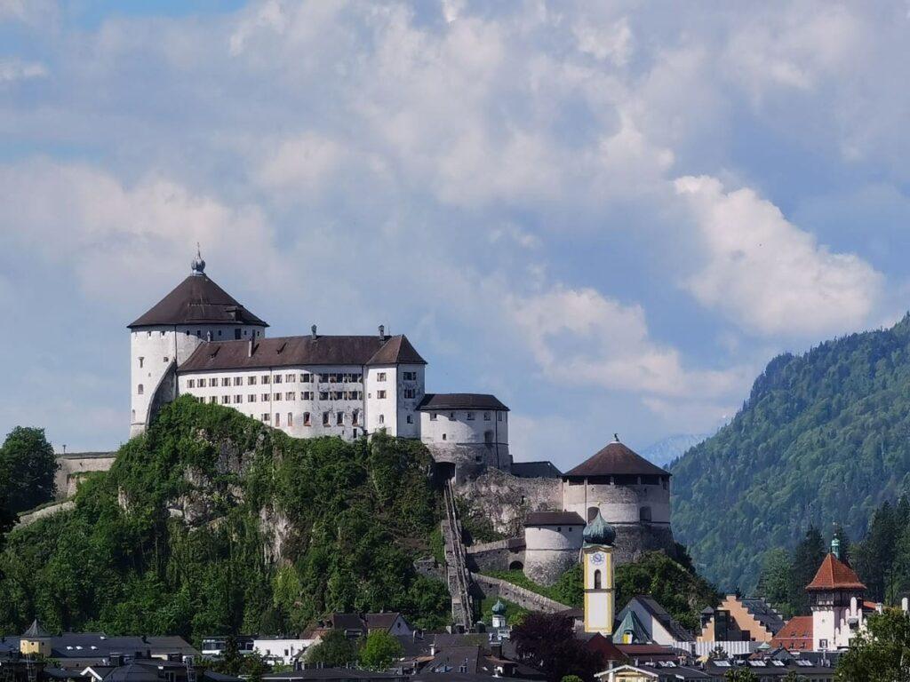 Eine der Top Kufstein Sehenswürdigkeiten - die Festung Kufstein
